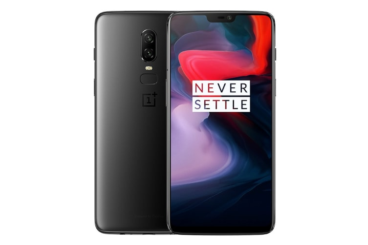 OnePlus 6 (256GB, Midnight Black)