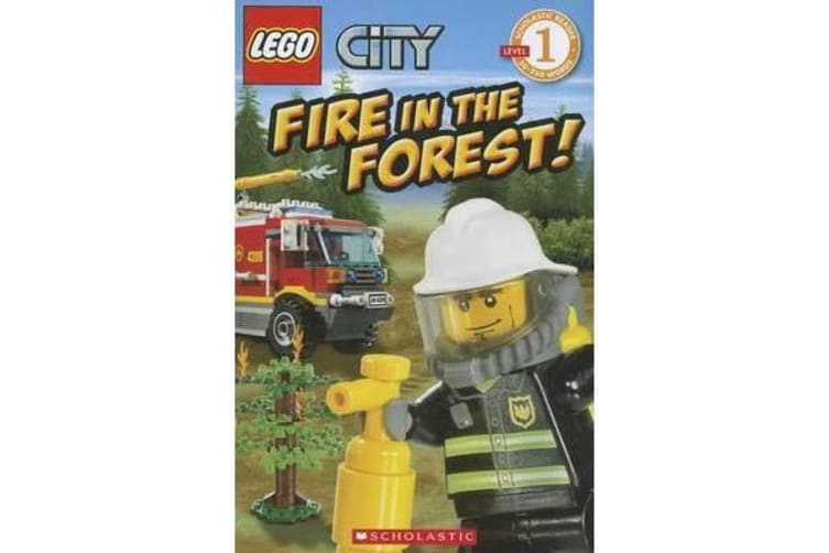 Lego City - Fire in the Forest!