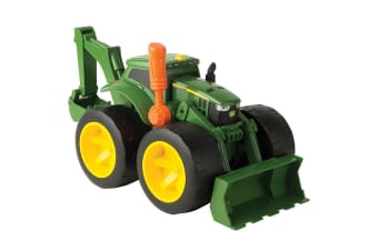 Monster Treads 2 Scoop Multi Tractor/Loader - 3 Years+