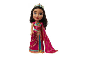 Aladdin Princess Jasmine Musical Toddler Doll