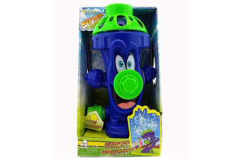Splashy the Fire Hydrant Water Sprinkler Toy Blue