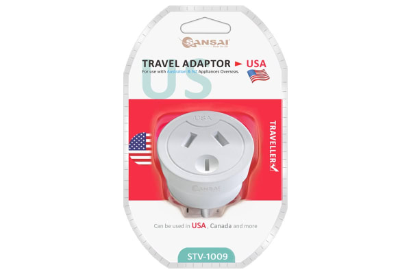Sansai Travel Adaptor- USA (STV-1009)