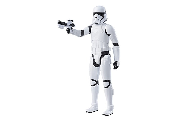 Star Wars Episode 8 First Order Stormtrooper Figure