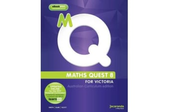 Maths Quest 8 for Victoria Australian Curriculum Edition & LearnON