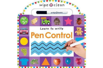 Wipe Clean - Pen Control