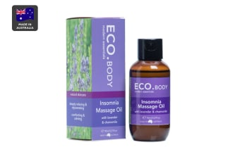 ECO. Insomnia Massage Oil with Lavender & Chamomile (95mL)
