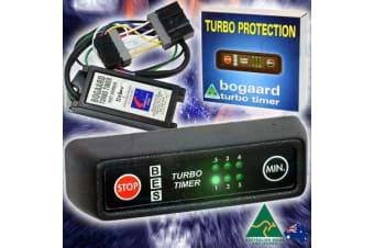 Bogaard Turbo Timer Kit For Suit Great Wall V200 Ute Plug Play Harness 925/Gwv