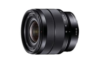 New Sony 10-18mm F4 E-mount Lens (FREE DELIVERY + 1 YEAR AU WARRANTY)