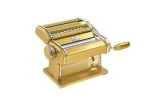 Marcato Atlas 150 Pasta Machine Light Gold