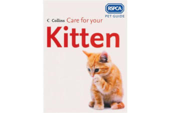 RSPCA - Care For Your Kitten