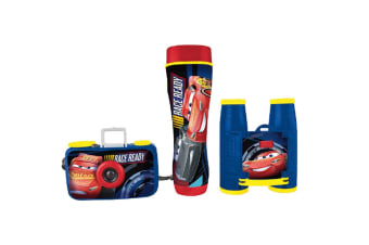 Cars 3 Piece Adventure Kit