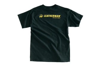 Leatherman Leave Nothing Undone T-Shirt Small