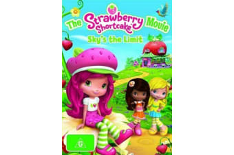 Strawberry Shortcake - The Movie : Sky's The Limit (DVD, 2009), NEW REGION 4