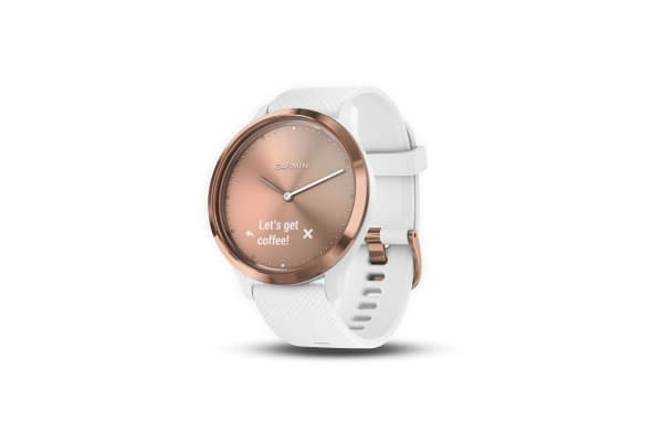 Garmin Vivomove HR (White)