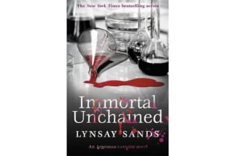 Immortal Unchained - Book Twenty-Five