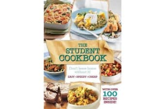 The Student Cookbook - Easy, cheap recipes for students