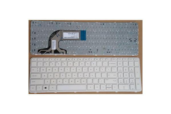 HP OEM Keyboard for Pavilion 15-E000 15-N000 726104-001 with frame  (W)/6 Months Warranty