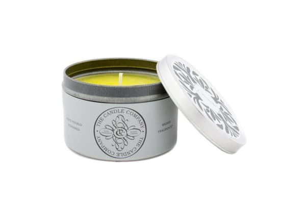 The Candle Company Tin Can Highly Fragranced Candle - Citronella ((1.5x3) inch)