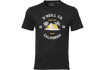 ONeill Mens Surf Co. T-Shirt (Black Out)