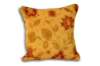 Riva Home Zurich Cushion Cover (Gold)