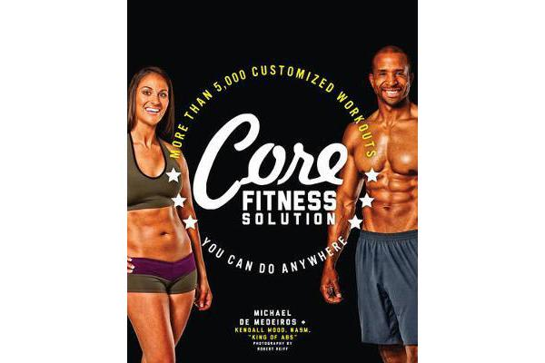 Image of Core Fitness Solution - More Than 5,000 Customized Workouts You Can Do Anywhere
