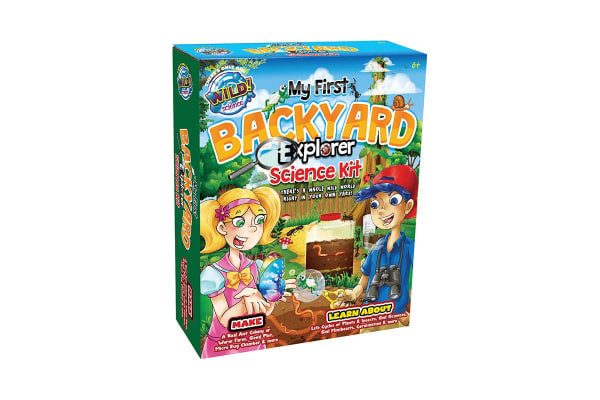 Wild! Science My First Backyard Explorer Science Kit