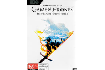 Game of Thrones Season 7 4 Disc Set - Series Region 4 DVD PREOWNED: DISC LIKE NEW