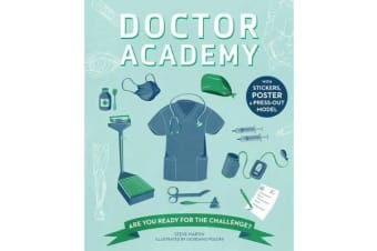 Doctor Academy - Are you ready for the challenge?