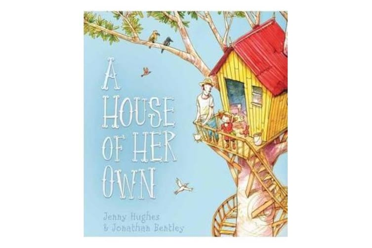 A House of Her Own - Little Hare Books