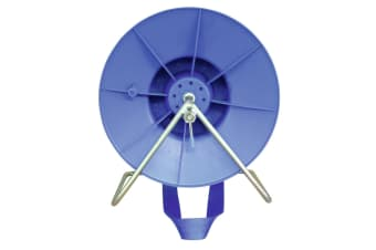 Complete Super Plastic Reel (May Vary)