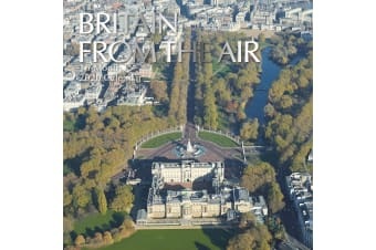Britain from the Air - 2020 Wall Calendar 16 month Premium Square 30x30cm (W)