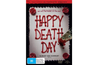 Happy Death Day DVD Region 4
