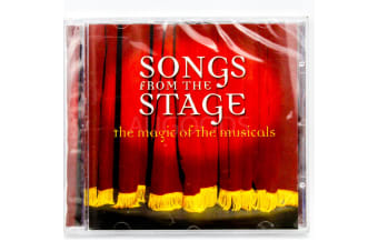 Songs from the Stage BRAND NEW SEALED MUSIC ALBUM CD - AU STOCK