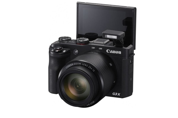 Canon Powershot G3X Digital Camera