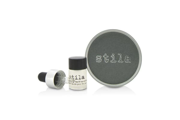 Stila Magnificent Metals Foil Finish Eye Shadow With Mini Stay All Day Liquid Eye Primer - Metallic Cobalt 2pcs