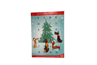 Hatchwells Dog Advent Calendar (May Vary)