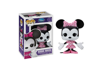 Mickey Mouse Minnie Mouse Pop! Vinyl