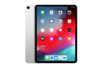 "Apple iPad Pro 11"" 2018 Version (256GB, Cellular, Silver)"