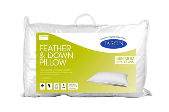 Jason Duck Feather & Down Pillow