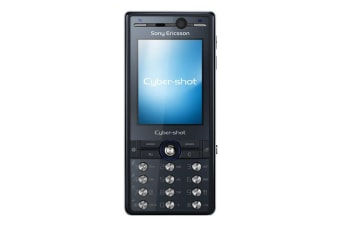 [2G only - Not for AU Network, No Battery] Sony Ericsson K810i - Noble Blue