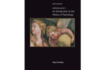 Hergenhahn's An Introduction to the History of Psychology