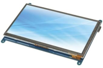 7 Inch Touchscreen with HDMI and USB Compact HDMI display with built-in touch interface