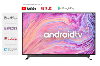 "Toshiba 65"" Smart 4K Android TV™ UHD LED TV"