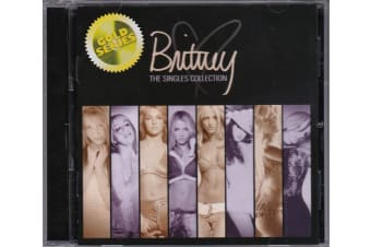 Britney Spears - The Singles Collection BRAND NEW SEALED MUSIC ALBUM CD