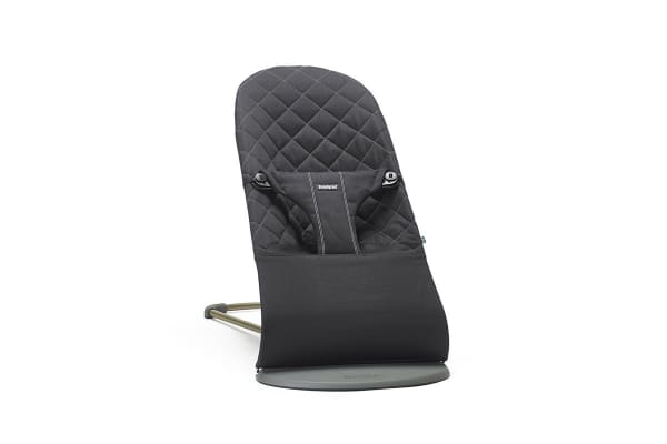 023387d5ac8 BabyBjorn Bouncer Bliss (Black Cotton) - Kogan.com