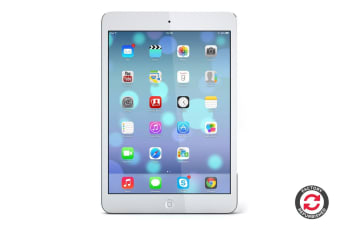 Apple iPad Mini 2 Refurbished (16GB, Wi-Fi, Silver) - AB Grade