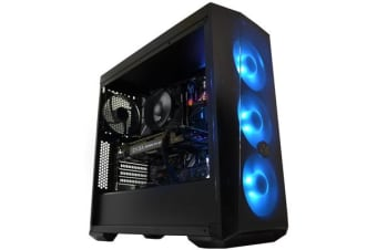 GGPC IEM Scout GTX 1070 Gaming PC Intel Core i7-8700 6 Core 16GB 2666Mhz RAM