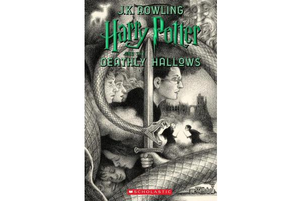 6a6c07d7e09f Harry Potter and the Deathly Hallows by Brian Selznick ...