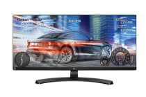 "LG 34"" 21:9 2560x1080 Full HD UltraWide IPS LED Gaming Monitor (34UM68-P)"