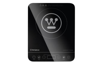 Westinghouse 2000W Induction Cooker - Black